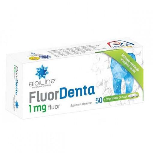 Fluordenta - 50 cpr