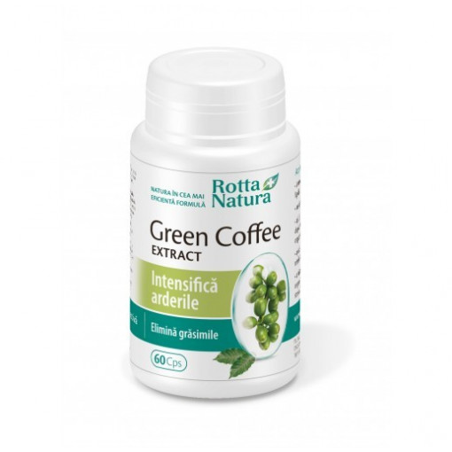 Poze Green Coffee Extract - 60 cps