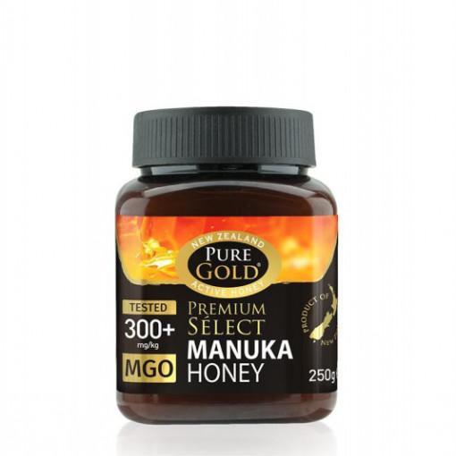 Miere Manuka Gold MGO 300+ - 250 g