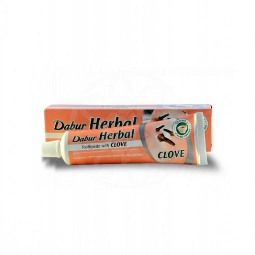 Pasta de dinti cu cuisoare - 100 ml - Dabur