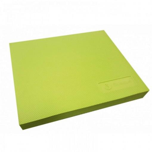 Placa de echilibru din spuma 40x33x5 cm Sveltus