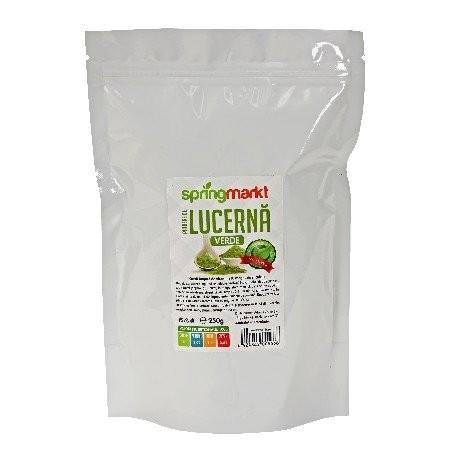 Pulbere de Lucerna verde  - 250 g Adams Vision