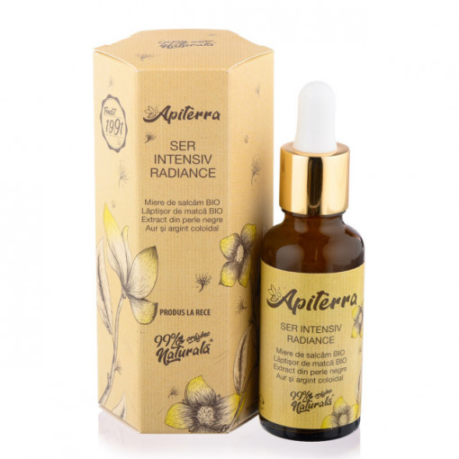 Ser Intensiv radiance Apiterra - 30 ml
