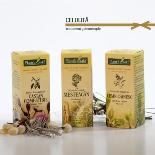 Tratament naturist - Celulita (pachet)
