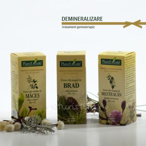 Tratament naturist - Demineralizare (pachet)