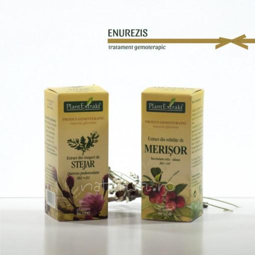 Tratament naturist - Enurezis (pachet)