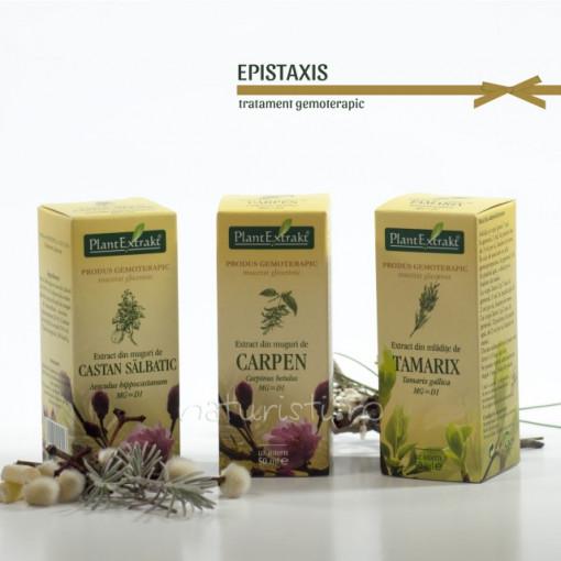 Tratament naturist - Epistaxis (pachet)