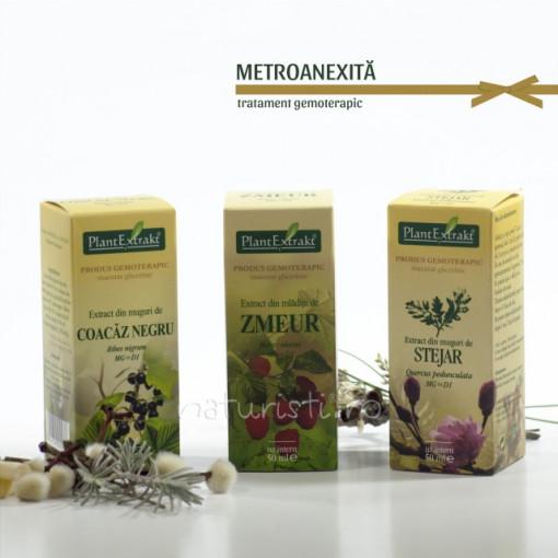Tratament naturist - Metroanexita (pachet)