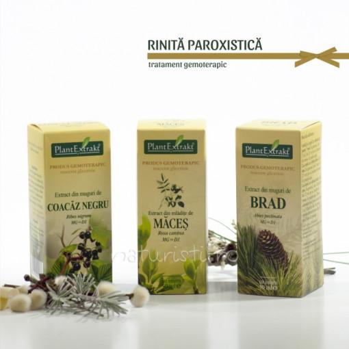 Tratament naturist - Rinita paroxistică (pachet)