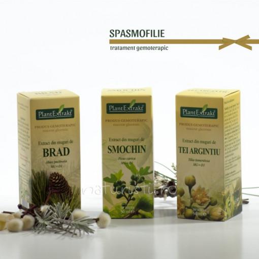 Tratament naturist - Spasmofilie (pachet)