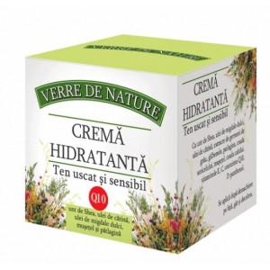 Crema hidratanta pentru ten uscat si sensibil 50 ml