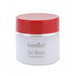 Crema pentru calcaie cu multivitamine Hemel for Heels 30 ml
