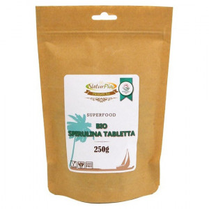 Spirulina verde Bio 500 cps x 500 mg