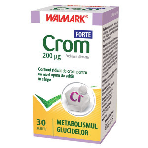 Crom Forte - 30 cpr