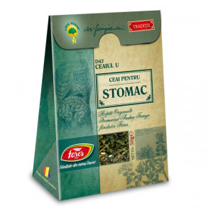 Ceaiul U - Ceai pentru Stomac D42 - 50 gr Fares