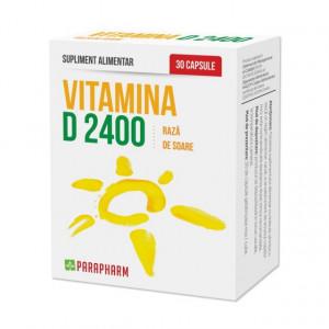 Vitamina D 2400 - 30 cps