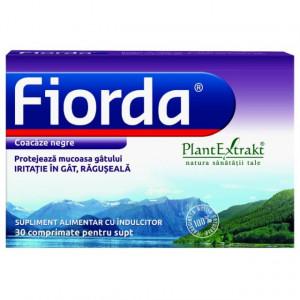 Fiorda - coacaze negre - 30 cpr