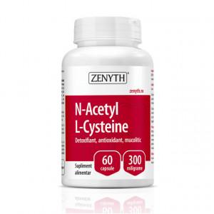 N-Acetyl L-Cysteine - 60 cps