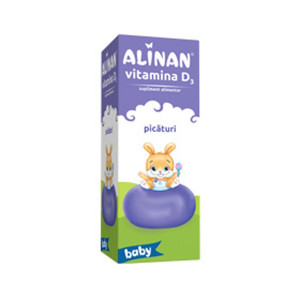 Alinan Vitamina D3 Baby - 10 ml