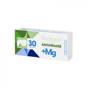 Anghinare + Magneziu - 30 cpr