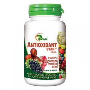 Antioxidant Star - 50 cpr