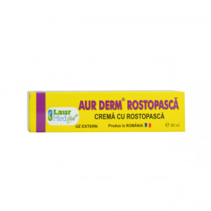 Aur Derm crema cu Rostopasca - 50 ml