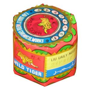 Balsam crema Wild Tiger 18,4g Adv