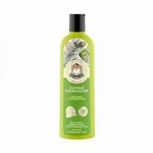 Balsam nutritiv fortifiant cu ulei de cedru si suc de mesteacan - 280 ml