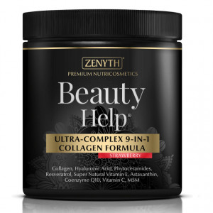 Beauty Help Strawberry - 300 gr