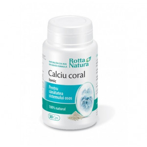 Calciu coral ionic - 30 cps