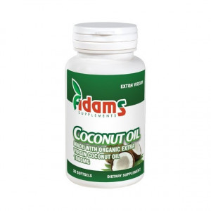 Coconut oil 1000 mg - 30 cps
