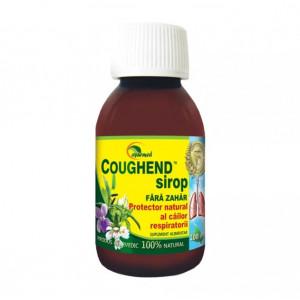 Coughend Sirop Fara Zahar - 100 ml
