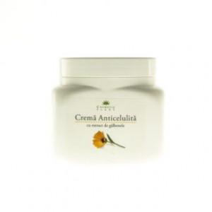 Crema anticelulita cu extract de galbenele - 500 ml