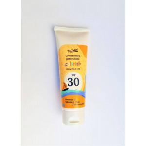 Crema solara colorata SPF30 pentru copii - 100 ml