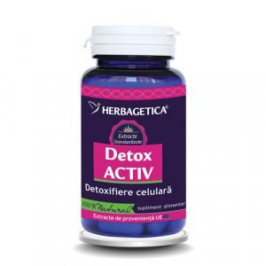 Detox Activ 30 cps