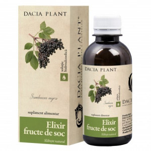Elixir Fructe de Soc - 200 ml
