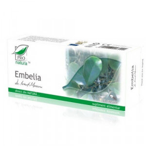 Embelia - 30 cps