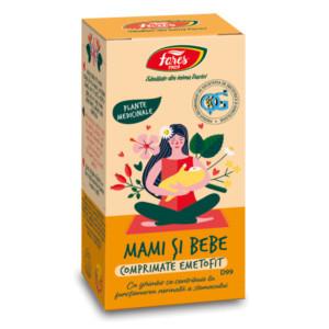 Emetofit Mami si Bebe, D99 - 30 cpr