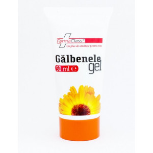 Galbenele gel - 50 ml