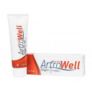 Gel pentru articulatii ArtroWell - 100 ml