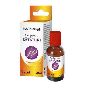Gel pentru bataturi Santaderm - 20 ml