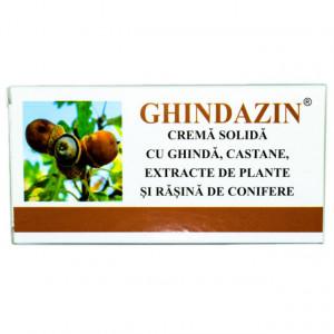 Ghindazin supozitoare 1.5 g - 10 buc