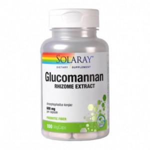Glucomannan 600mg - 100cps