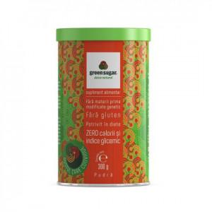 Green Sugar Pudra (cutie metalica) - 300 g