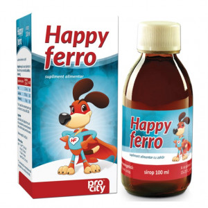 Happy Ferro sirop - 100 ml