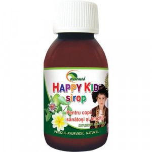 Happy Kid Sirop - 100 ml