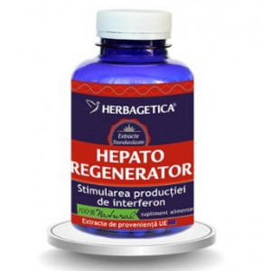 Hepato Regenerator 120 cps
