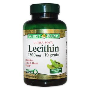 Lecitina 1200mg - 30 cps - NB