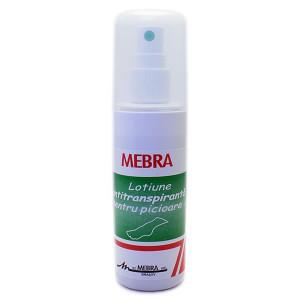 Lotiune antitranspiranta pentru picioare - 100 ml
