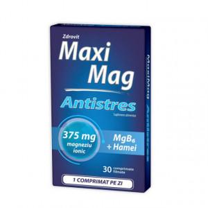 MaxiMag Antistres - 30 cpr